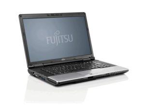 Fujitsu Notebook E752 mit 2. AKKU zum Schnäppchenpreis gebraucht