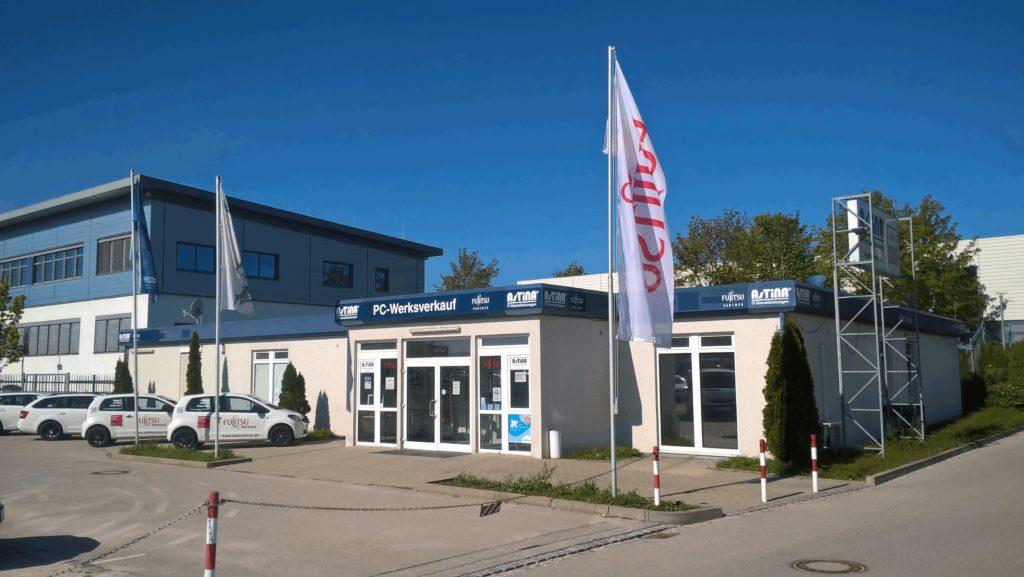 AsTiNA Shop in Augsburg