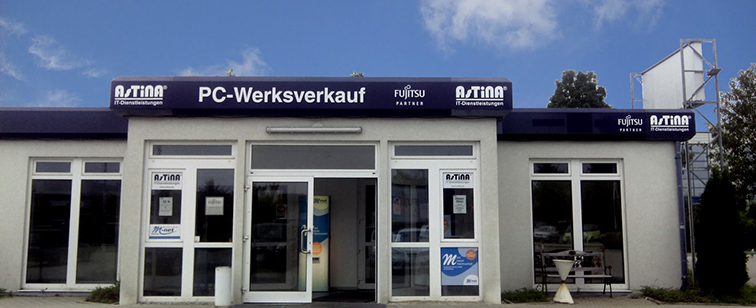 Fujitsu Siemens Werksverkauf Combay Computer