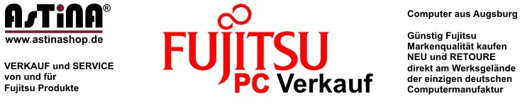 Fujitsu PC Verkauf