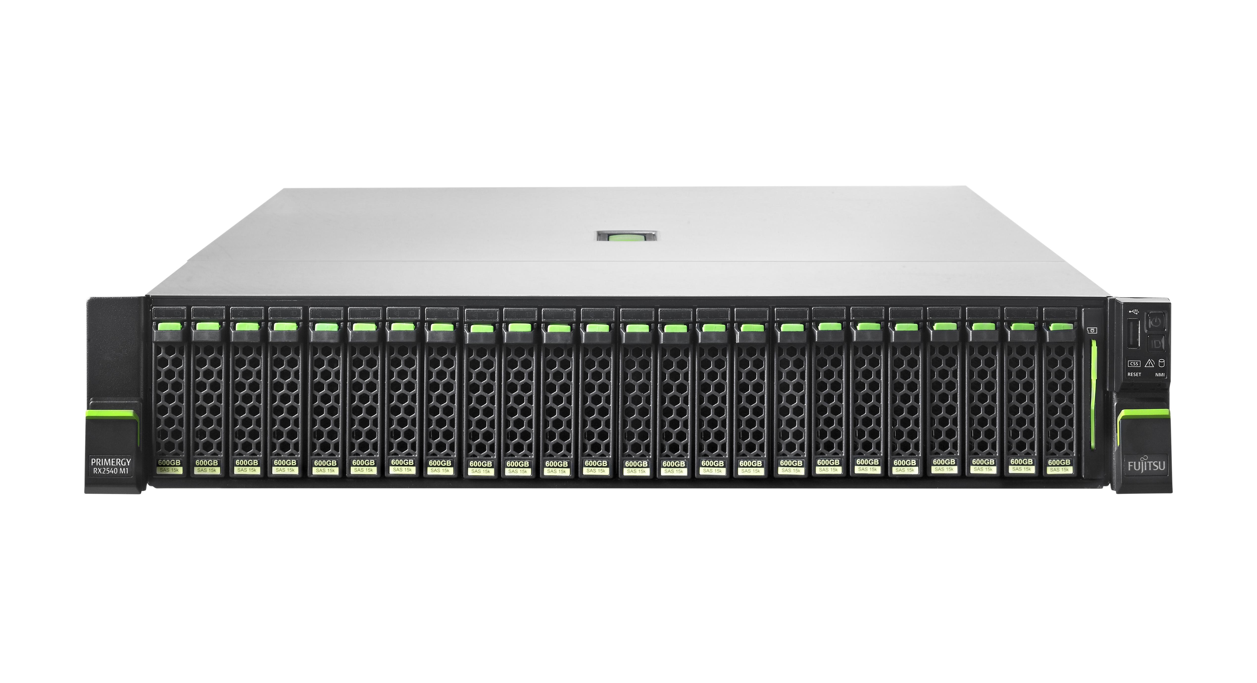 Fujitsu Primergy RX2540 M1 3.999,00 Euro*