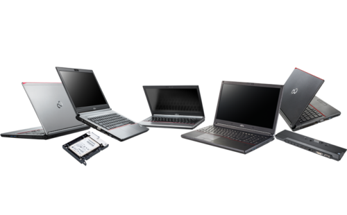 Fujitsu Notebook und Tablet Aktionsmodelle August 2017