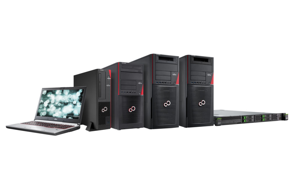 Fujitsu PC und Workstation Aktionsmodelle Februar 2016