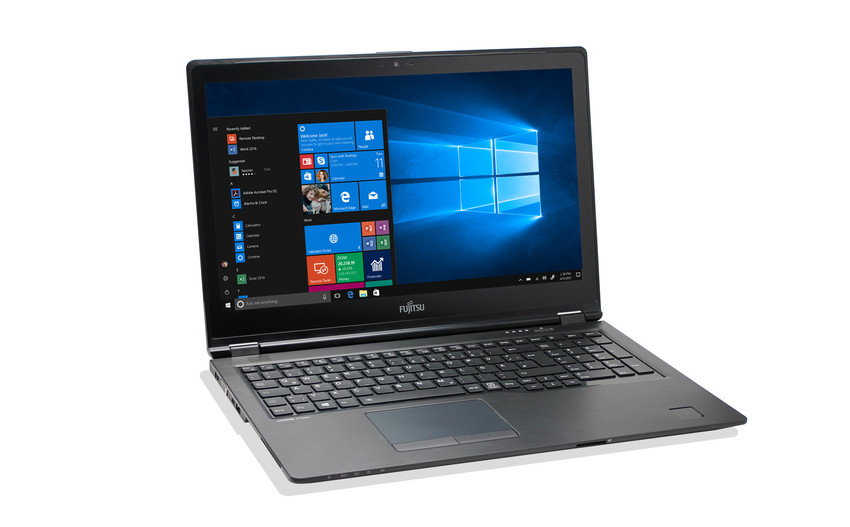 Fujitsu Laptop U747 Retoure neuwertig