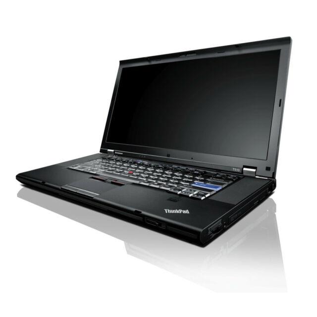 Lenovo Thinkpad T510 219,00€* Retoure