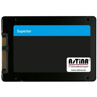 Festplatte SSD 256GB Sata3 Superior